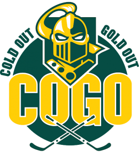 Cogo logo - Cold out gold out