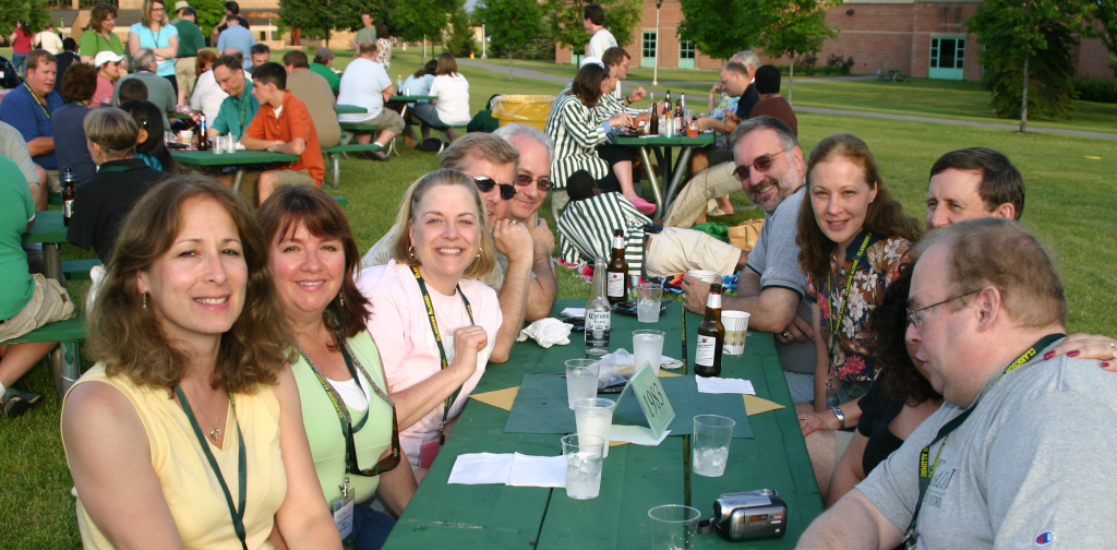 Clarkson University annual alumni reunion